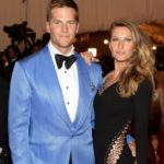Gisele Bundchen with husband Tom Brady