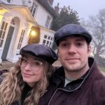 Henry Cavill with his girlfriend Natalie Viscuso