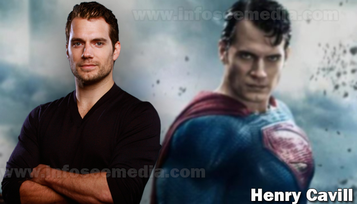 Henry Cavill featured image