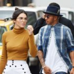 Kendall Jenner and Lewis Hamilton dated
