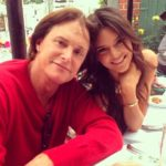 Kendall Jenner with father Bruce Jenner