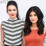 Kendall Jenner with sister Kylie Jenner