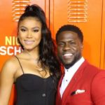 Kevin Hart with wife Eniko Parrish image