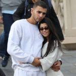 Kourtney Kardashian and Younes Bendjima dated