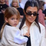 Kourtney Kardashian with son Reign Aston Disick