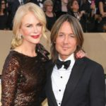 Nicole Kidman with husband Keith Urban