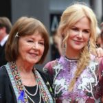 Nicole Kidman with mother Janelle Ann