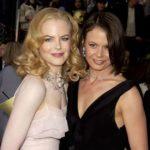 Nicole Kidman with sister Antonia Kidman
