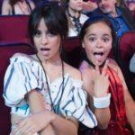 Camila Cabelo with younger sister Sofia Cabello