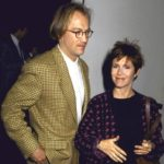 Carrie Fisher and Bryan Lourd dated