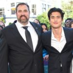Charles Melton with father Phil Melton