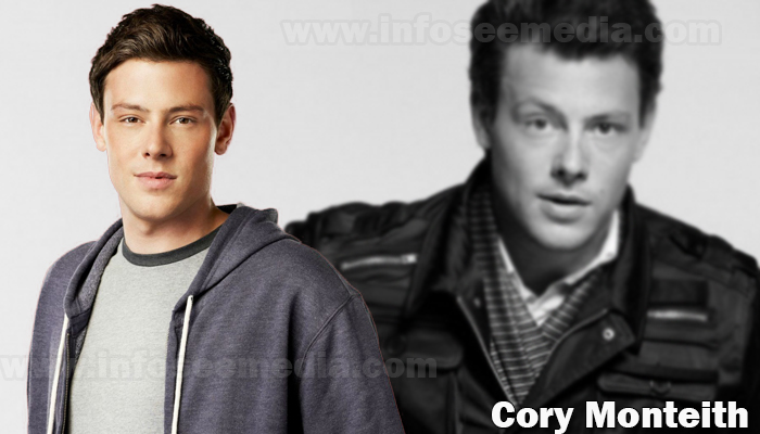 Cory Monteith featured image
