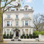 David Beckham London mansion - $45 million