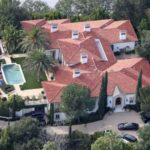 David Beckham Los Angeles mansion