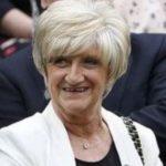 David Beckham mother Sandra Georgina