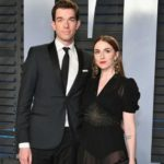 John Mulaney with wife Annamarie Tendler image