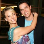 Kaley Cuoco and Jaron Lowenstein dated