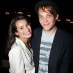 Lea Michele and Theo Stockman dated