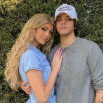 Loren Gray With her her boyfriend DYSN