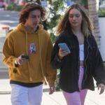 Maddie Ziegler and Eddie Benjamin dating