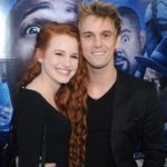 Madelaine Petsch and Aaron Carter dated