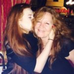 Madelaine Petsch with mother Michele Petsch