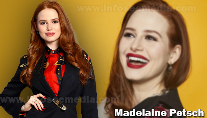 Madelaine Petsch featured image