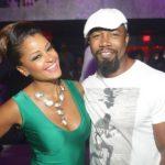 Michael Jai White and Claudia Jordan dated