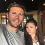 Morgan Eastwood with her brother Scott Eastwood