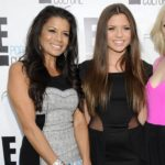 Morgan Eastwood with mother Dina Eastwood