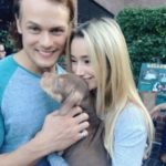 Sam Heughan and Amy Shiels dated