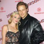 Sam Heughan and Mackenzie Mauzy dated