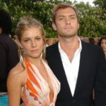 Sienna Miller and Jude law dated