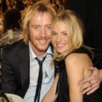 Sienna Miller and Rhys Ifans dated