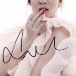 Sienna Miller autograph