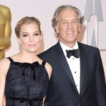 Sienna Miller with father Edwin Miller