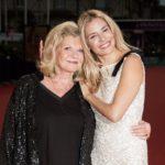 Sienna Miller with mother Josephine Miller