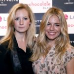 Sienna Miller with sister Savannah Miller