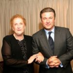 Alec Baldwin with mother Carol New Comb