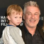 Alec Baldwin with son Rafael Thomas Baldwin