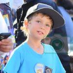 Benjamin Millepied son Aleph Portman-Millepied