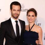 Benjamin Millepied with wife Natalie Portman image