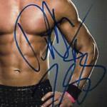 Dolph Ziggler signature image.