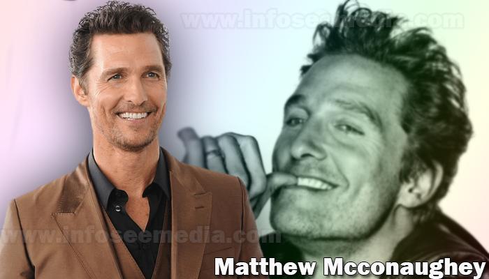 Matthew McConauhey
