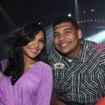 Naya RIvera with brother My Chal Rivera