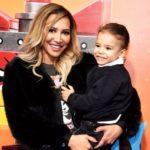 Naya RIvera with son Josey