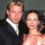 Stephen baldwin with wife Kennya Baldwin image