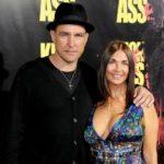 Vinnie Jones with wife Tanya Jones image