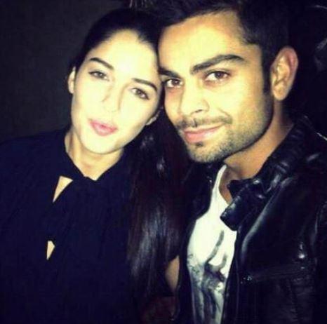 Virat Kohli and Isabelle Leite dated | Celebrities InfoSeeMedia
