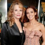 Zoey Deutch with mother Lea Thompson